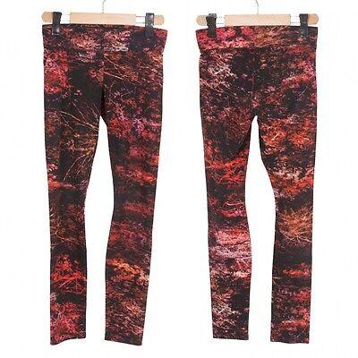 HERMUT LUNG Print leggings Size P(K-23572)