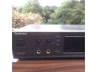Technics digital sound prossesor