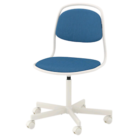 IKEA ORFJALL children swivel desk chair