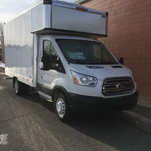 Ford transit T350 cube 14 pied * Double roues *