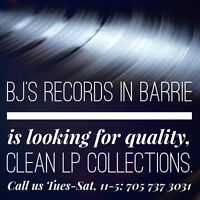 CLEAN USED RECORD COLLECTIONS WANTED!!!