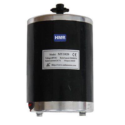 HMParts E Ccooter / RC Eléctrico Motor - 48V-1000W-3000RPM-MY1020