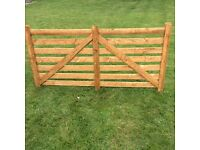 Fence panels / Hurdles