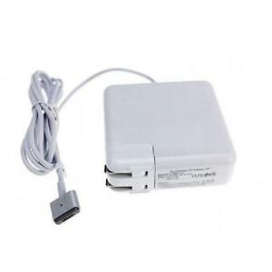 AC Adapter - Apple - 14.85V - 3.05A - 45W - Magsafe 2 Straight Shape Connector Replacement Laptop AC Power Adapter