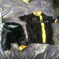 Livestrong Cycling Suit Size Small