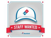 Domino's Pizza Team Members
