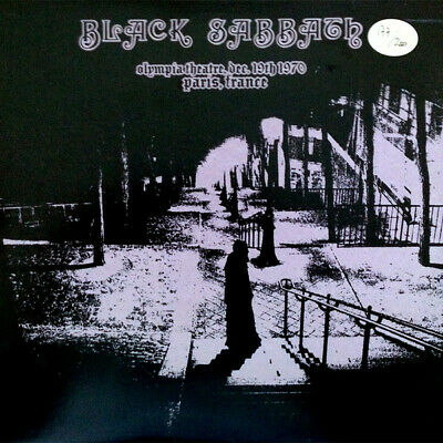 Black Sabbath Paranoid Tour Live in Paris 1970 CD