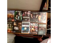 DVDs - Action films