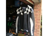 Mens Triumph Motorcycle Jacket