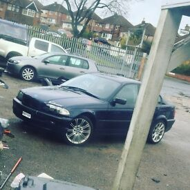 BMW M SPORT SPARES OR REPAIRS BREAKING OR FULL CAR £350