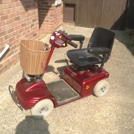 Shoprider Mobility scooter