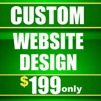 Web design for SEO friendly websites: from 199$!!