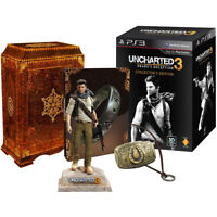 Ps3 Uncharted 3 Collector's Edition for the PS3 Playstation 3 4