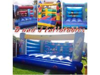 £50 A DAY BOUNCY CASTLE