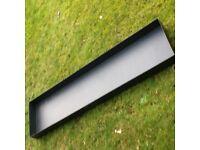 4 Steel shelving units for van / shed / garage