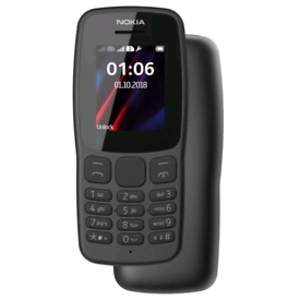 Nokia 106 Brand New Unlocked Open To All Networks Work Any Sim Card