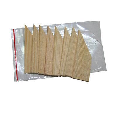 Keile für Keilrahmen aus Holz 8 Stück