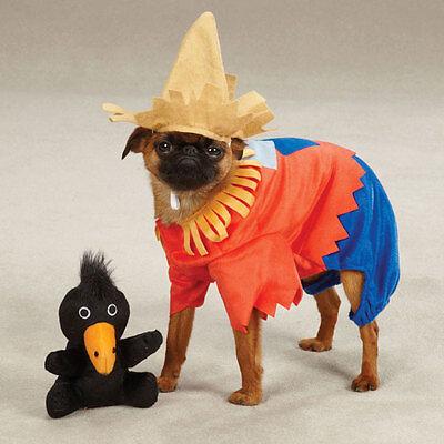 - Scarecrow Dog Costume