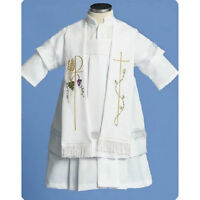 bapteme, communion,  robe; dress; Christening Outfit