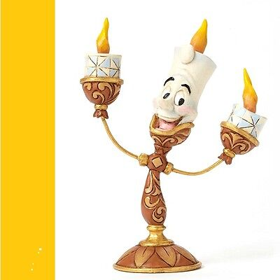 Lumiere from Beauty and the Beast Disney by Jim Shore