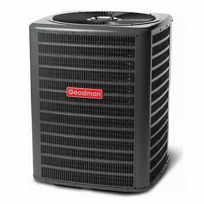 Goodman GSX13 - 2 Ton - Air Conditioner - 13 Nominal SEER -