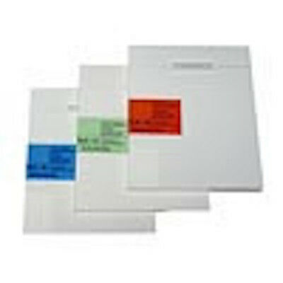 Agfa Half Speed Blue 8x10 Inch X-ray Film 100 Sheetsbox