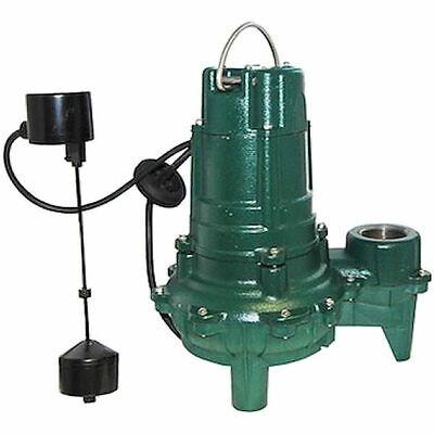 Zoeller Wm266 - 12 Hp Replacement Sewage Pump For Qwik Jonreg Units