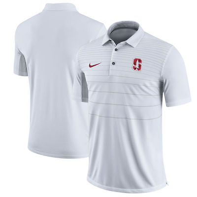 Stanford Cardinal Nike 2017 Mens Early Season Polo Shirt New