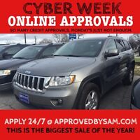 """LOANS MADE EASY - GR CHEROKEE - TEXT """"AUTO LOAN"""" TO 519 567 3020"""