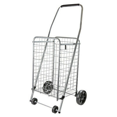 Helping Hand Fq39283 Pop N Shop Folding Cart With Wheels And Handle