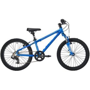 Two MEC Dash Bicycles- Children to Youths. Blue.