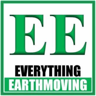 Everything Earthmoving - Brisbane, Sunshine Coast, Gold Coast Brisbane City Brisbane North West Preview
