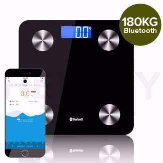 Wireless Bluetooth Digital Body Fat Scale