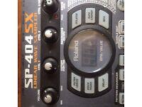 Roland Sp 404sx