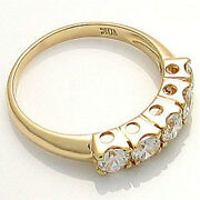 18K Gold Filled Women Rings