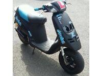 Piaggio typhoon 50cc