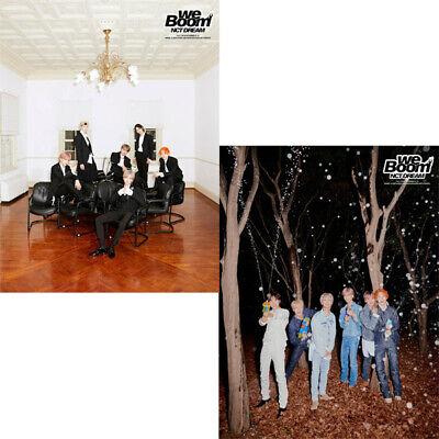 NCT DREAM [WE BOOM] 3rd Mini Album RANDOM Ver CD+Photo Book+3p Card K-POP SEALED