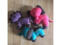 Mamas & Pappas Cot Toys - as new