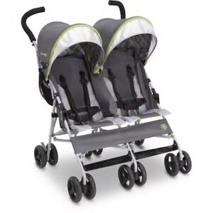J is for Jeep Brand Double Stroller