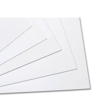 Siebdruckkarton 620g/m², 750x1000x1,0mm, Siebdruckpappe, Displaykarton
