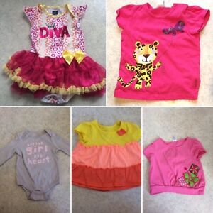 Girl size 12-18 months