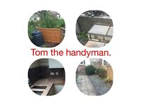 TOM THE HANDYMAN. Handyman and building services.