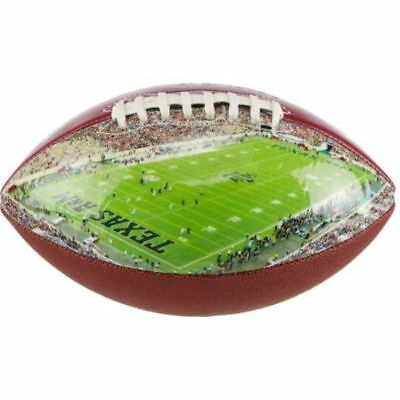 NCAA FOOTBALL Rawlings Texas A & M Aggies Kyle Field Collectors NEW