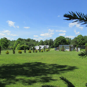 Campground Sale: 1.5 Km fr Lake Erie / Pt Burwell + 14 acres London Ontario image 8