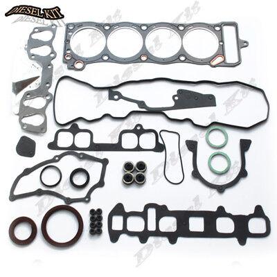 Toyota 22R Engine Gasket Kit For 85-95 S 2.4L SOHC 4Runner Pickup 22RE 22REC