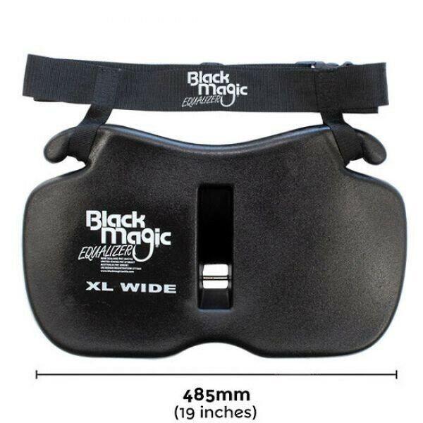Black Magic Tackle Equalizer Gimbal XL Wide