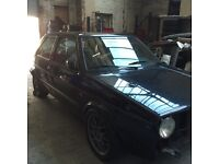 Golf mk2 breaking all parts available can post at cost