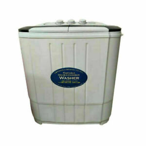 Twin Tub Capacity Washing Machine and Washer Spin Dryer