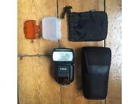 Canon 430 EX III - RT Speedlite & Accessories.