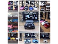 Audi, Jaq , Mercedes, Large Selection, Ride-OnParental Remote Control, Self Drive From £85